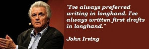 John irving famous quotes 4