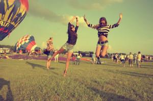 beach, crazy, friends, girls, relax, sea
