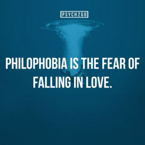 Scared to fall in love?