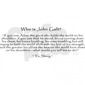 who_is_john_galt_atlas_shrugged_tile_coaster.jpg?height=460&width=460 ...