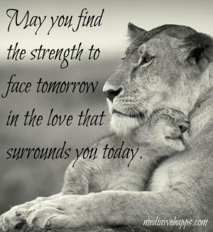 may you find the strength famous quotes about strength and