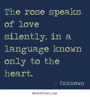 Quotes About Love Language. QuotesGram