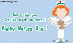 Happy nurses day to all nurses around the world!!