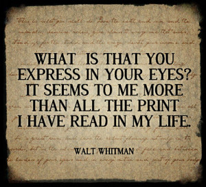 Do you like these Walt Whitman quotes?