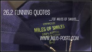 26.2 Running Quotes