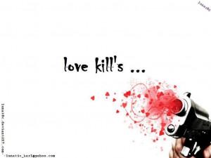 love kills slow