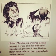Cartoon from the Helen Suzman Exhibition - Fighter for Human Rights ...