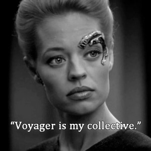 quote 13 seven of nine in star trek voyager 5x02 drone voyager is my ...