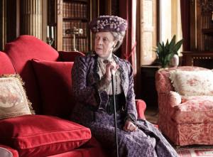 Maggie Smith Maggie Smith in Downton Abbey(2010)