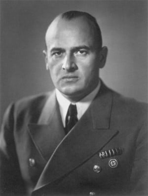 Hans Frank Stops Ghetto Building in Polish Areas When Hitler Plans to ...