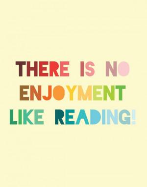 Jane Austen Print - Reading Quote - Pride and Prejudice. $ 15.00, via ...