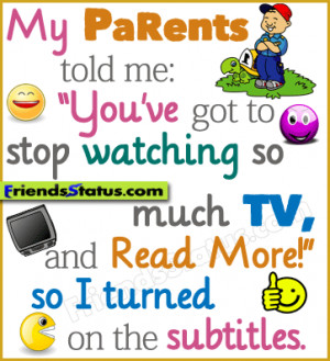 funny quotes about study Funny Kids Quotes About Parents