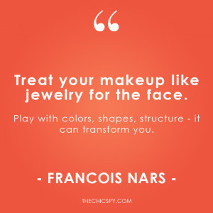 Francois-Nars-Chic-Quote