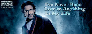 sherlock holmes movie quote funny sherlock holmes quotes both the