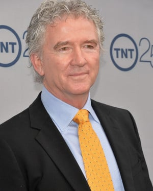 Patrick Duffy Actor Arrives...