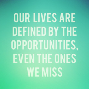 New Opportunities Quotes