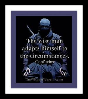 Warrior quote