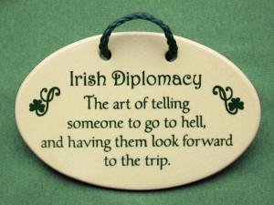 Funny Irish Sayings Perfect