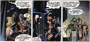 Allusions as Web-Building Vehicles in V for Vendetta