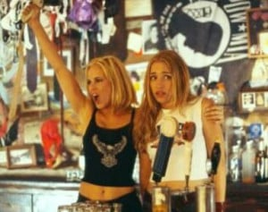 ... excerpt explains the definition of 'Coyote Ugly' used in the film