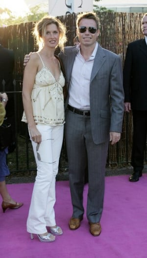 photo georgina le saux graeme le saux graeme le saux and wife georgina