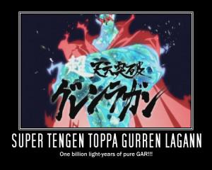 Super TTGL Motivational Poster by NewMystery356