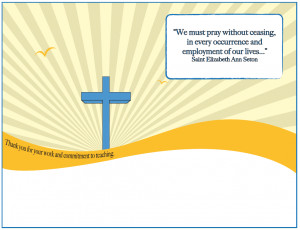 Catholic Confirmation Card Message