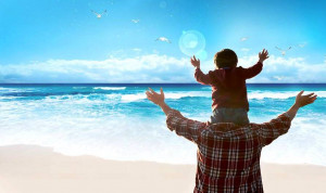 Famous Fathers Day Quotes from Daughter / Son