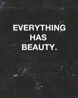 beautiful, beauty, quote, reality, truth