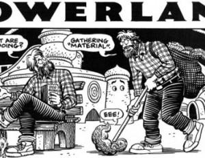 Jim meets Jim in quot Powerland quot