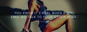 quotes about fake hoes