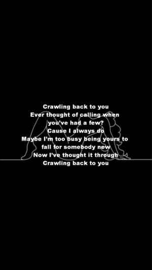 Arctic Monkeys Lyric Quotes