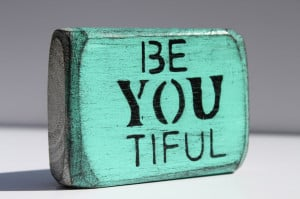 Cute Quotes About Being Yourself Translation: be yourself!