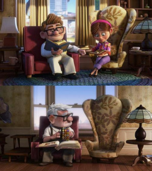 alone, disney, movie