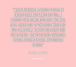 Energy Drink Quotes