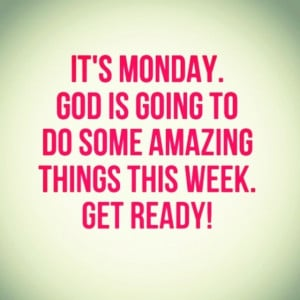 its monday quotes for facebook