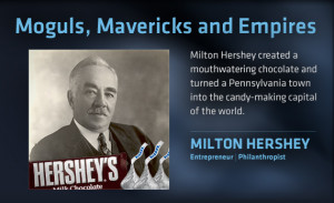 Live Video Youtub Milton Hershey Quotes