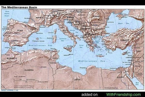 Mediterranean Sea Picture Slideshow
