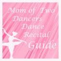 Dance Recital Program Ad Ideas
