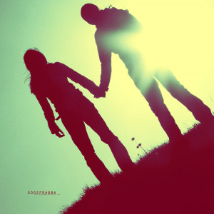 Hold My Hand Forever You have be a part of my life