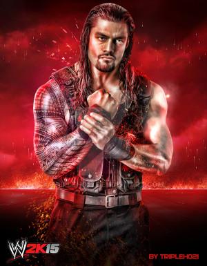 Roman Reigns WWE 2K15 By Tripleh021