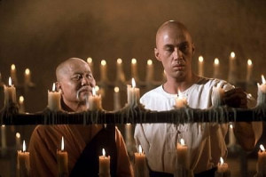 Much wisdom was imparted to both the aspiring Shaolin monk Kwai Chang ...
