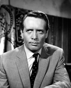 ... : Classify Irish Actor Patrick McGoohan from 60s Show The Prisoner