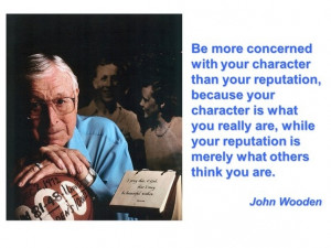 John Wooden Quotes On Leadership