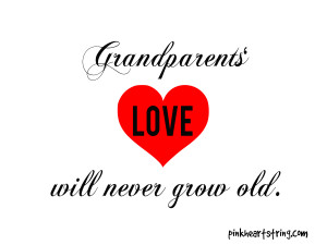 grandparents quote1 Quotes About Grandparents Love