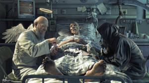 Angel vs Death ( i.imgur.com )
