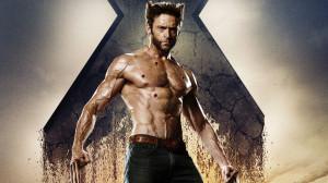 wolverine / logan (hugh jackman) bullet wound in the body abs in x men ...