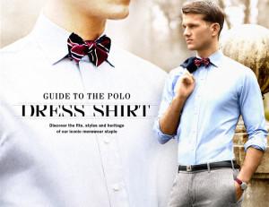 Polo Dress Shirt Guide