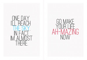 Cute Quotes to Put On Your Wall