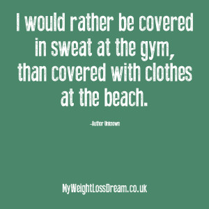 Weight Loss Quotes, Tips, & Sayings | My Weight Loss Dream